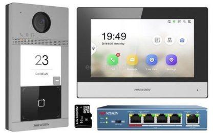 ds-kis604-s IP videó kaputelefon szett